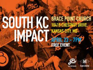 SOUTH KC IMPACT – FREE COMMUNITY EVENT @ Grace Point Baptist Church | Kansas City | Missouri | United States