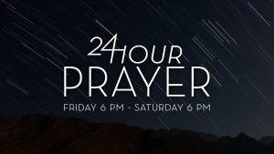 24 Hour Prayer Event @ Grace Point Baptist Church | Kansas City | Missouri | United States